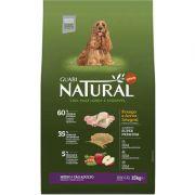 Ração Guabi Natural Cães Adultos Raças Médias - 15kg