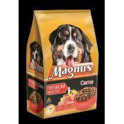 Ração Magnus Premium Carne para Cães Adultos 15k