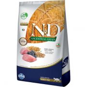 Ração N&D Ancestral Grain Cordeiro Gatos adulto 1.5k
