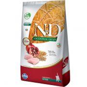 Ração N&D Ancestral Grain Frango Gatos filhotes 1.5k