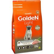 Ração Premier Golden Formula Cães Adultos Light Mini Bits Frango e Arroz 1k