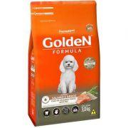 Ração Premier Golden Formula Cães Adultos Salmão e Arroz Mini Bits 3k