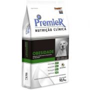 Ração Premier Nutrição Clínica Obesidade para Cães Adultos Médio e Grande Portes 10.1k