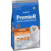 Ração Premier Pet Raças Específicas Maltês Adulto 2.5k