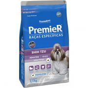 Ração Premier Pet Raças Específicas Shih Tzu Adulto 2,5kg