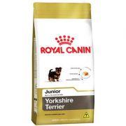 Ração Royal Canin Junior para Cães Filhotes da Raça Yorkshire 1K