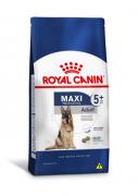 Ração Royal Canin Maxi Adult 5+  15K