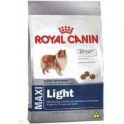 Ração Royal Canin Maxi Light  Cães Adultos Idosos ou obesos 15K