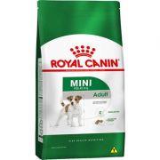 Ração Royal Canin Mini Adult para Cães Adultos de Raças Pequenas com 10 Meses ou mais de Idade 1k