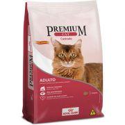 Ração Royal Canin Premium Cat para Gatos Adultos Castrados 1k