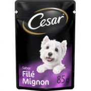 Sachê  Sabor Filé Mignon para Cães Adultos 85g
