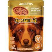 Sachê Special Dog Frango para Cães Adultos 100g