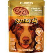 Sachê Special Dog Frango para Cães Filhotes 100g
