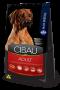 Ração Cibau Maxi Breeds Para Cães Adultos De Raças Grandes E Gigantes 15 k