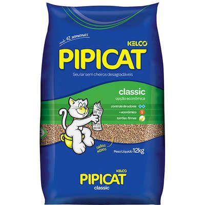 Areia Sanitária Kelco Pipicat Classic 12k