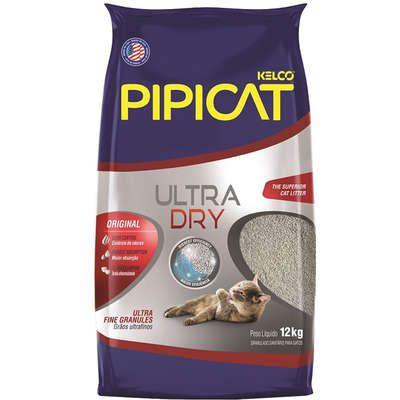 Areia Sanitária Kelco Pipicat Ultra Dry 12k