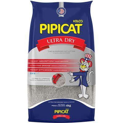 Areia Sanitária Kelco Pipicat Ultra Dry 4K