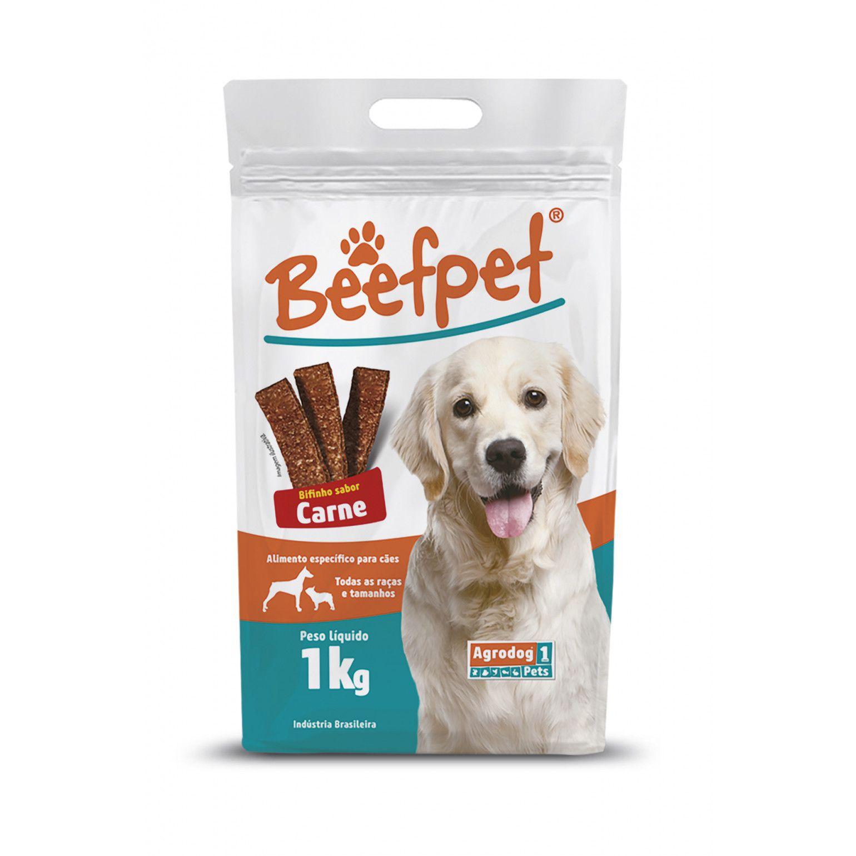 Bifinho BeefPet Carne 1kg