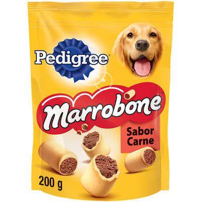 Biscoito Pedigree Marrobone Carne Para Cães Adultos 200g