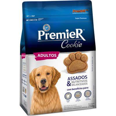 Biscoito Premier Pet Cookie para Cães Adultos 250gr