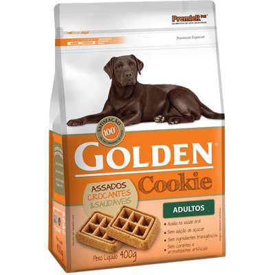 Biscoito Premier Pet Golden Cookie para Cães Adultos 400gr