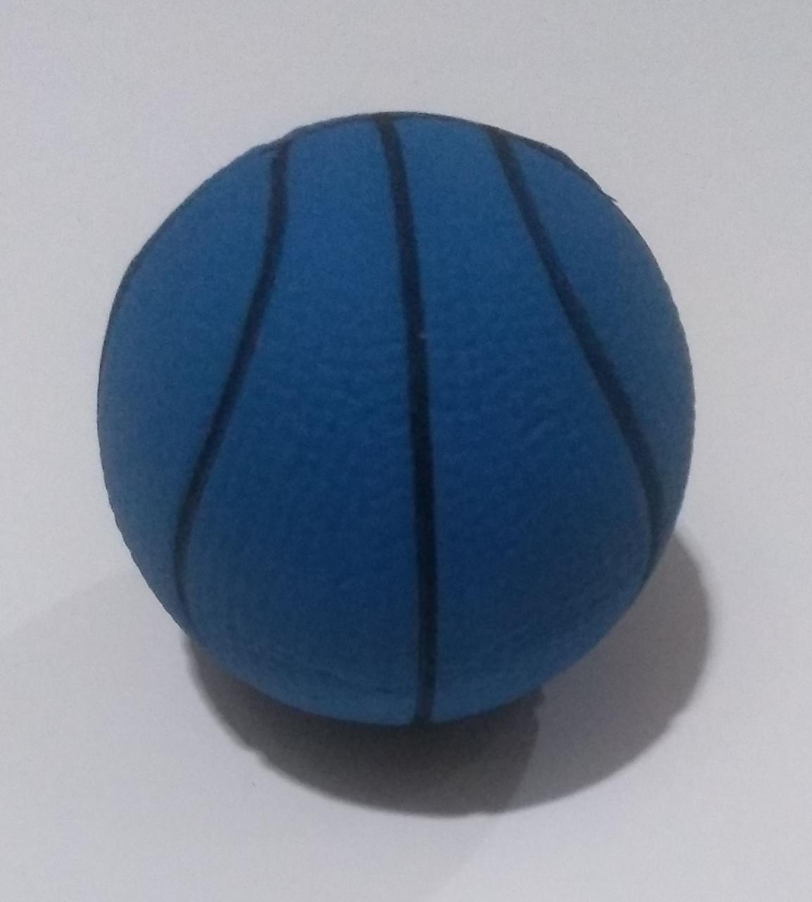 Bola Basquete Azul