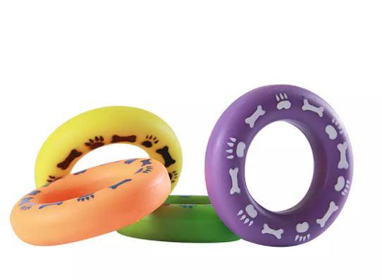 Brinquedo argola cores diveras