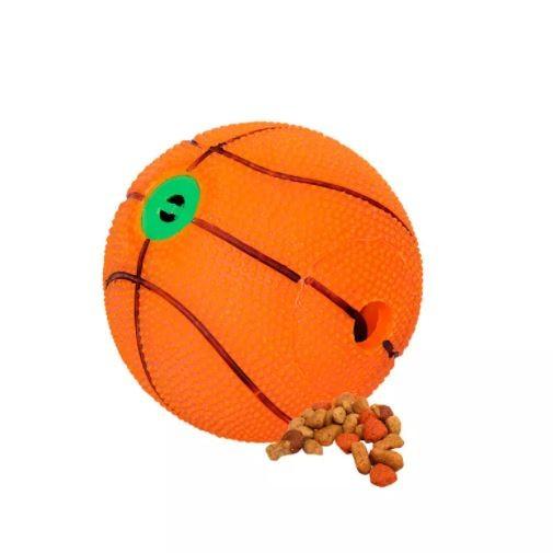 Brinquedo Bola de Basquete Home Pet para Cães