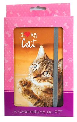 Cãoderneta Gato Filhote