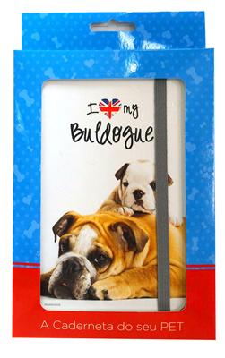 Cãoderneta Pet Bulldog Adulto e Filhote