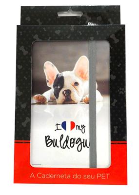 Cãoderneta Pet Bulldog Filhote
