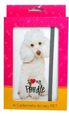 Cãoderneta Pet Poodle