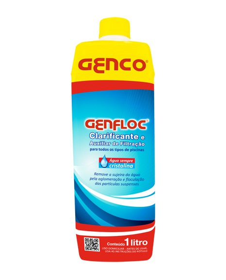 Clarificante Genco Genfloc para Piscinas 1 litro