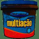 CLORO HIDROAZUL MULTIAÇÃO GRANULADO BALDE 10 KG PARA PISCINAS