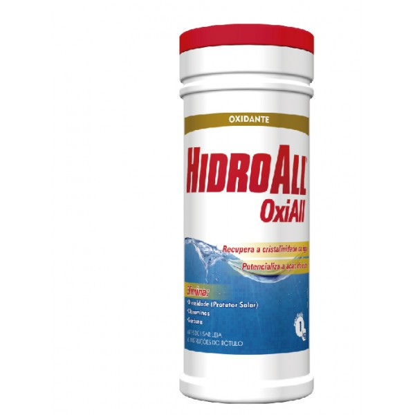 Hidroall Oxiall Oxidante 1kg