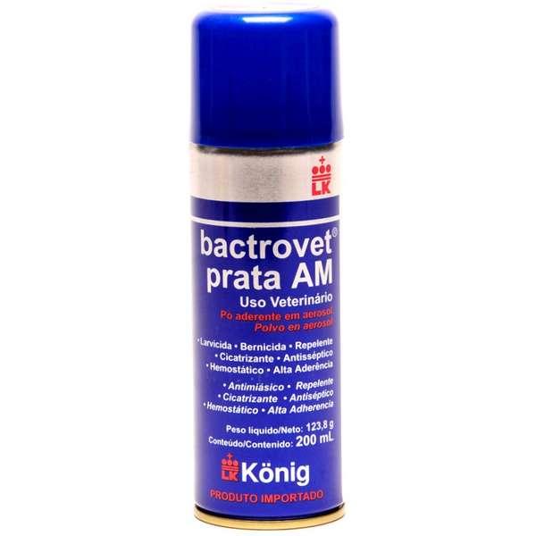 Larvicida Bactrovet Prata 200ml