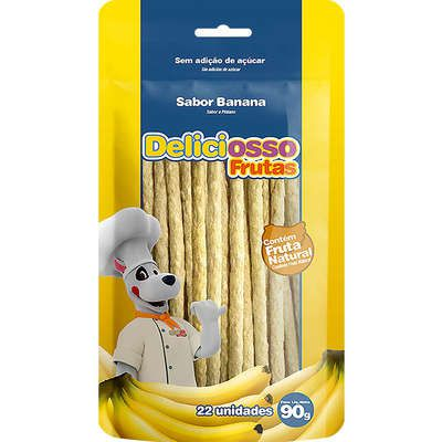 Ossinho XisDog Deliciosso Frutas Banana