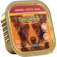 Patê Special Dog sabor Carne para Cães Adultos 150g