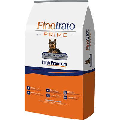 Ração Finotrato Prime Premium Especial para Cães Filhotes Raças Pequenas e Médias 20k Grátis 1.5k