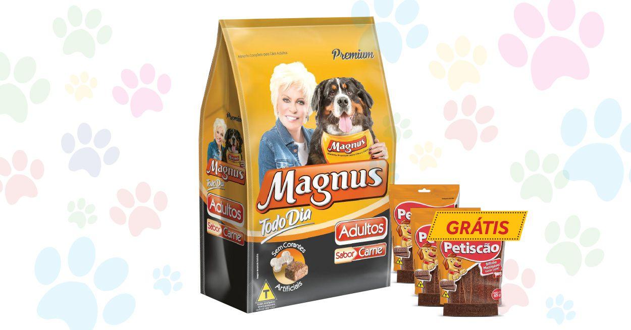 Ração Magnus Todo Dia para Cães Adultos 15k