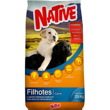 Ração Native Filhotes 25k