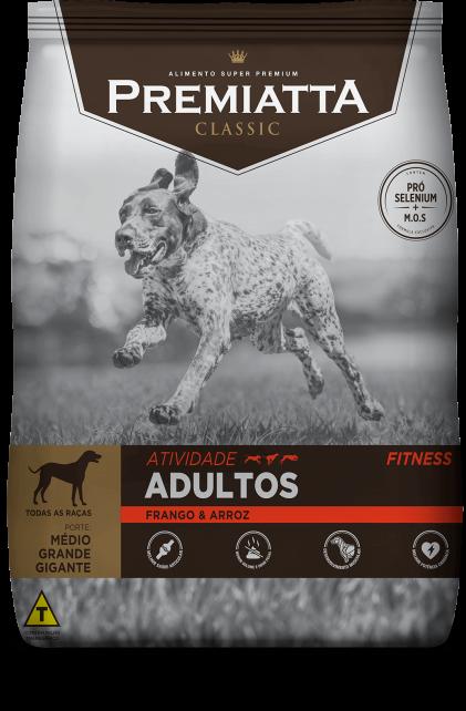Ração Premiatta Classic para Cães de Raças Médias e Grandes 15K