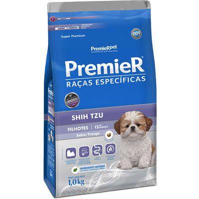 Ração Premier Pet Raças Específicas Shih Tzu Filhotes 1 kg