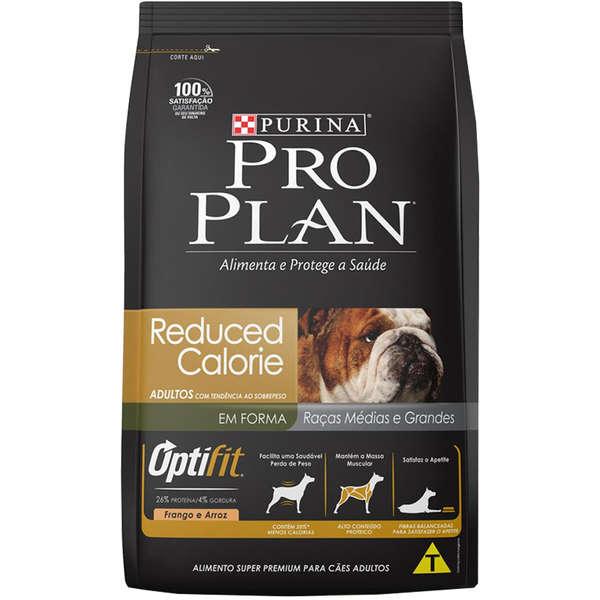 Ração PRO PLAN Reduced Calorie Complete 15 kilos