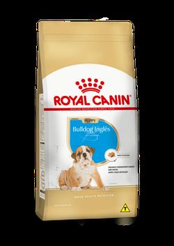 Ração Royal Canin Buldog Inglês Filhotes 12k