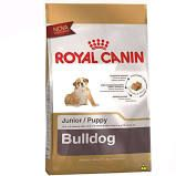 Ração Royal Canin Buldog Junior 12k