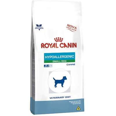 Ração Royal Canin Canine Veterinary Diet Hypoallergenic Small Dog 2K