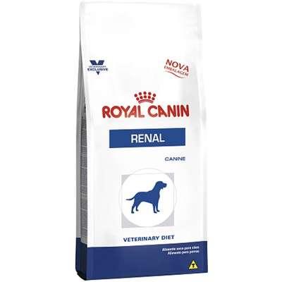 Ração Royal Canin Canine Veterinary Diet Renal para Cães com Insuficiência Renal 2K