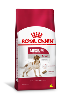 Ração Royal Canin Medium Adult  15 k
