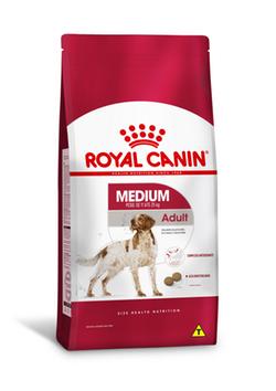 Ração Royal Canin Medium Adult  15 k